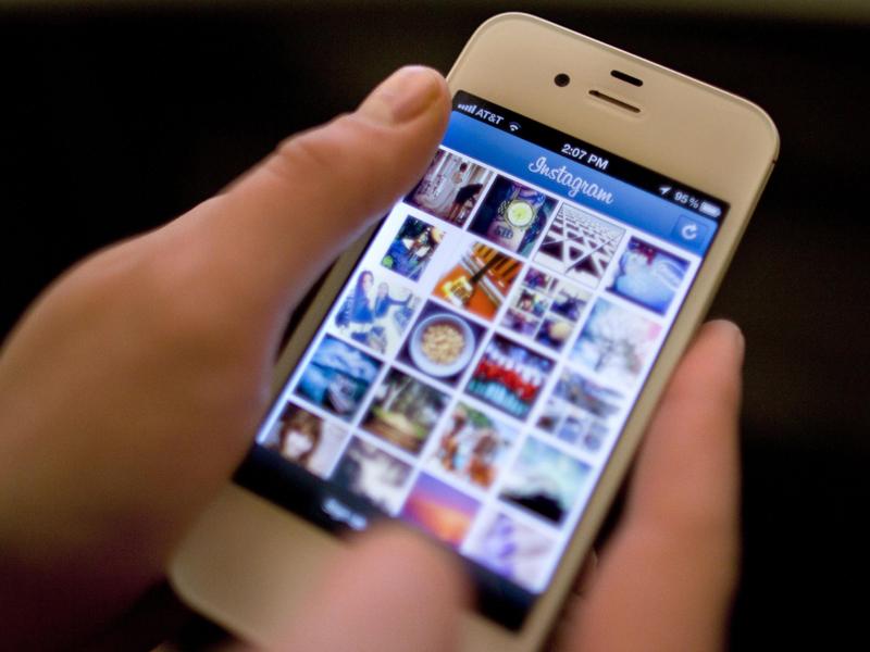 Instagram advertising procedure