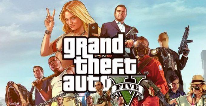Mobile GTA Game