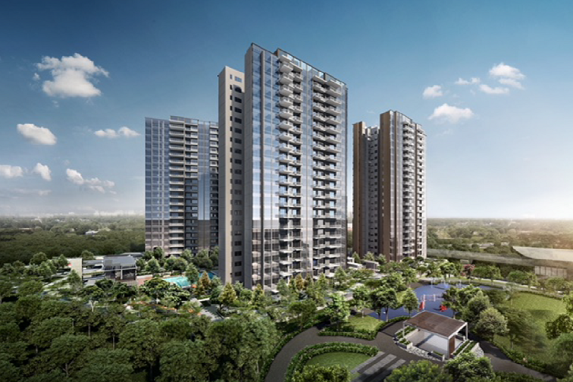 buy new condo in singapore