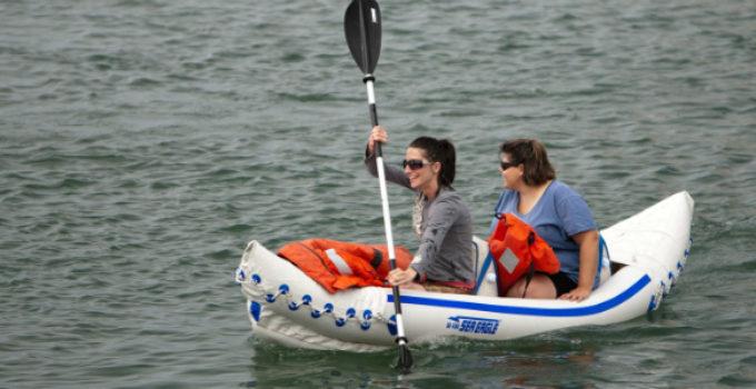 advantages of using a tandem kayak
