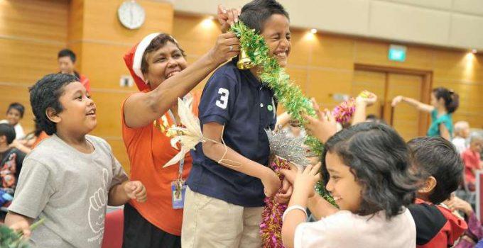 singapore charity volunteer