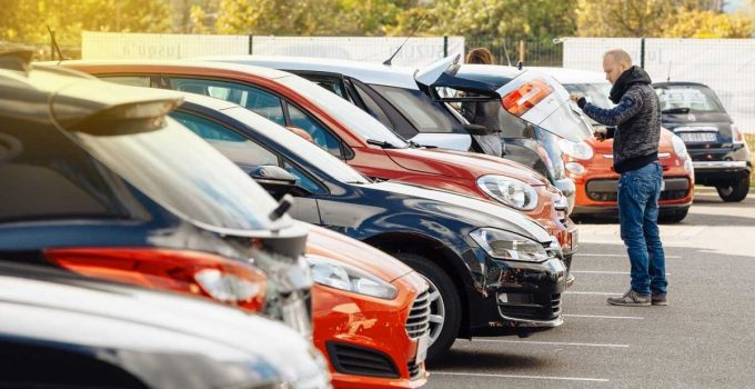 Purchasing a second-hand used vehicle